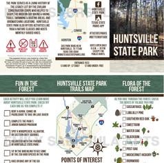 Huntsville State Park Brochure