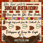 Social Distancing Tyler