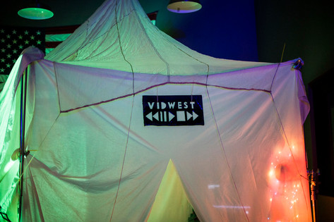 VidWest Viewing Tent