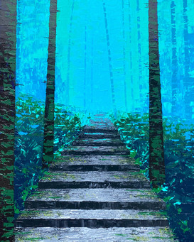Stairway of the Gods
