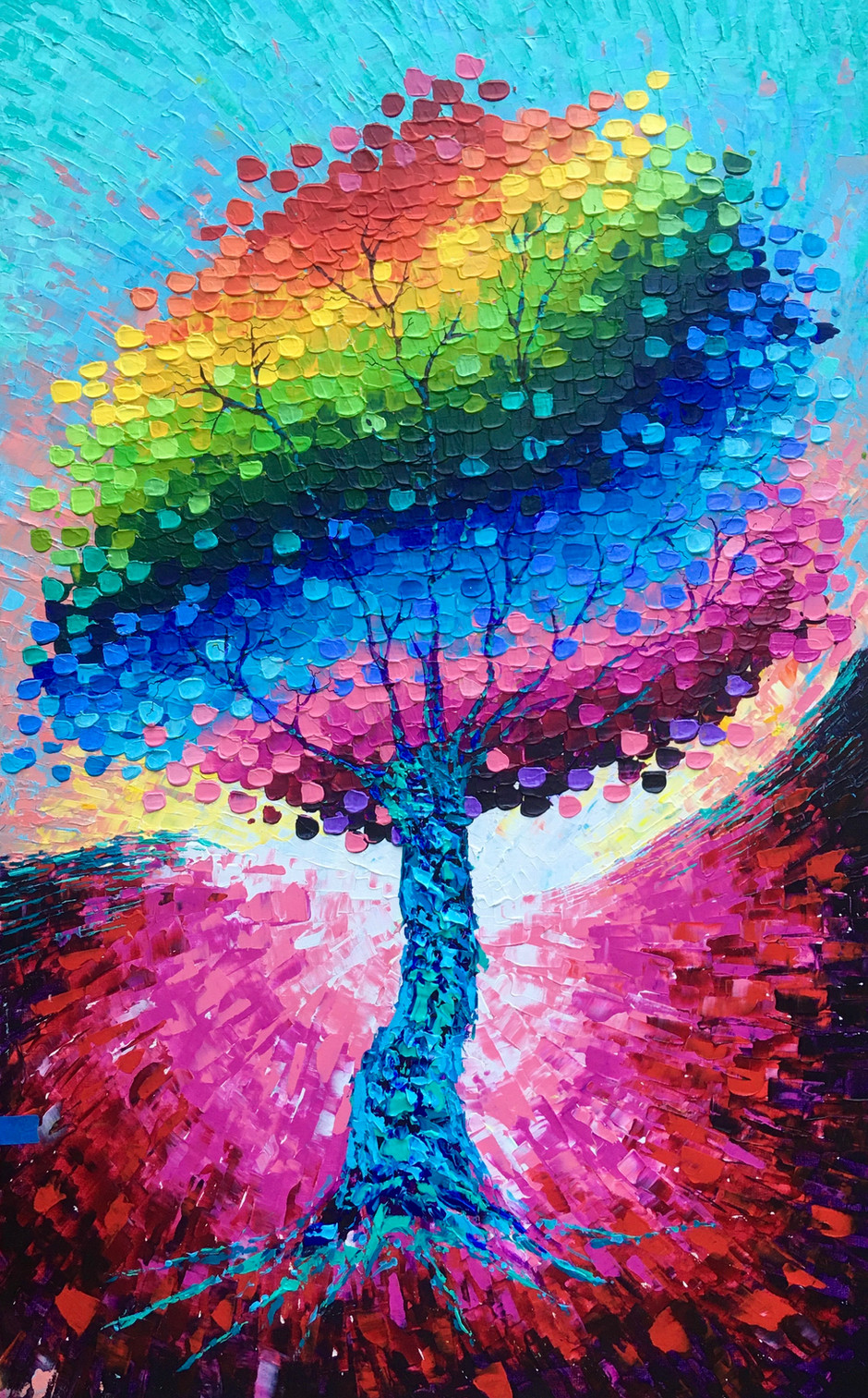 Psychedelic Forest No.1