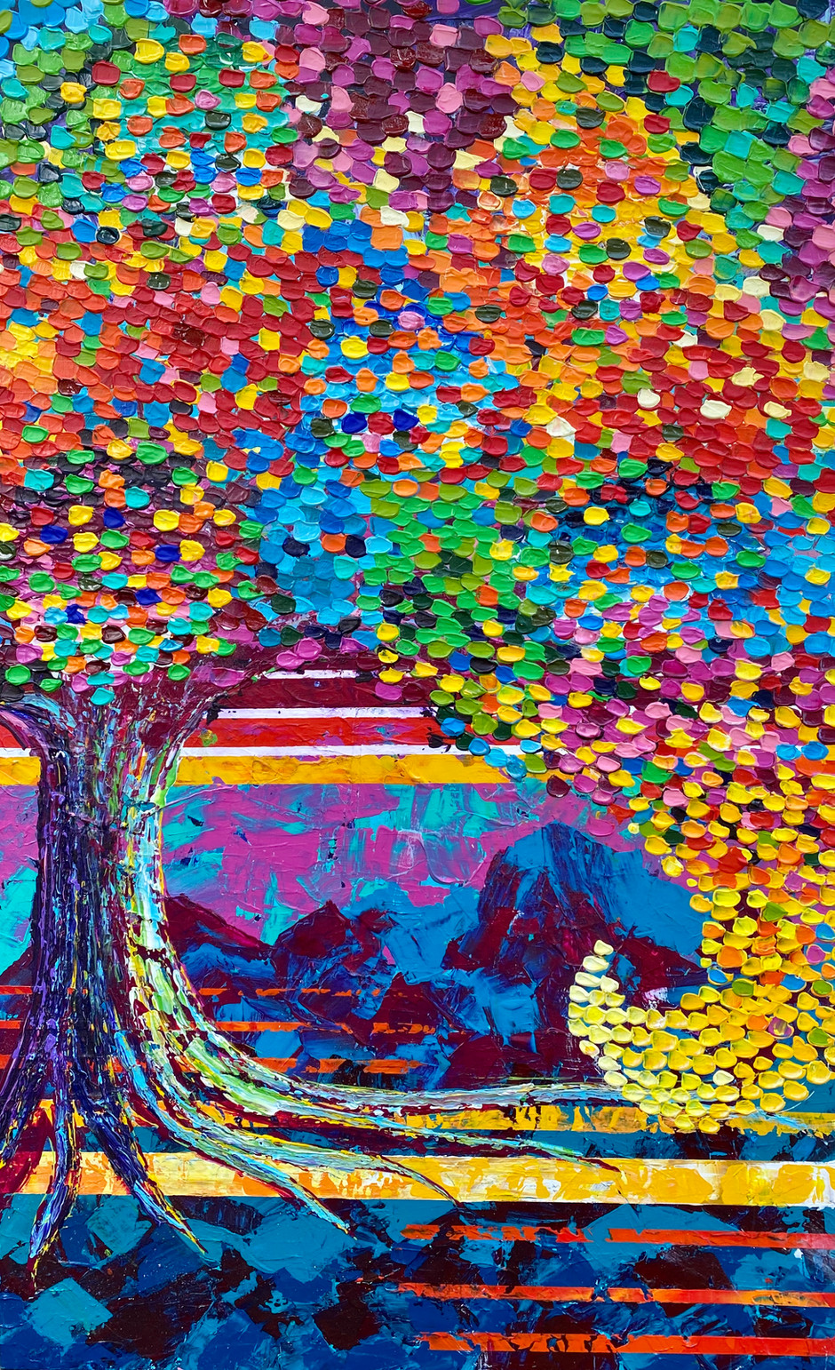 Psychedelic Forest No.3