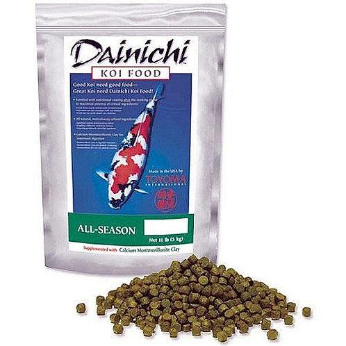 Dainichi All Season Koi Food Medium Pellet