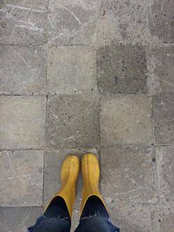 betonová dlažba