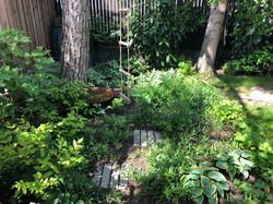 zahrada klecany
