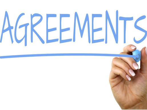 הסכמים נפוצים שכל יזם חייב להכיר!