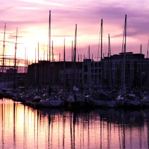 Dunkerque evening