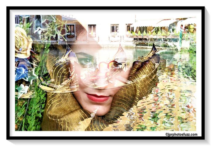 VENEZIA Green Eyes- ITALIA