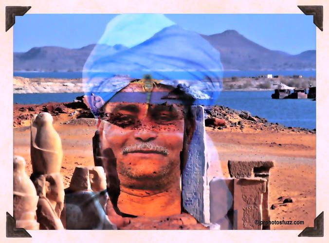 NASSER LAKE Scorpion - Egypte
