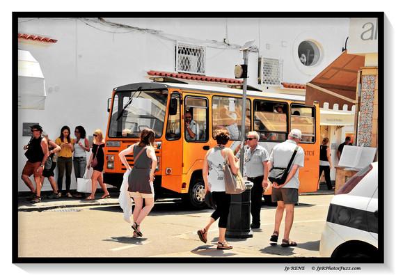 Autobus di Capri...