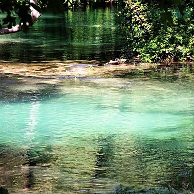 Le Parc Naturel de la KRKA - CROATIE.