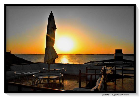 Abou Simbel1, lever du soleil sur le MS Eugénie.