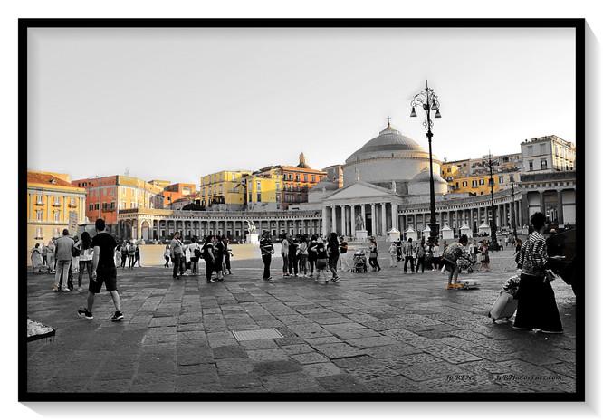 Napoli1, Piazza del Pebliscito PSXAff Enc