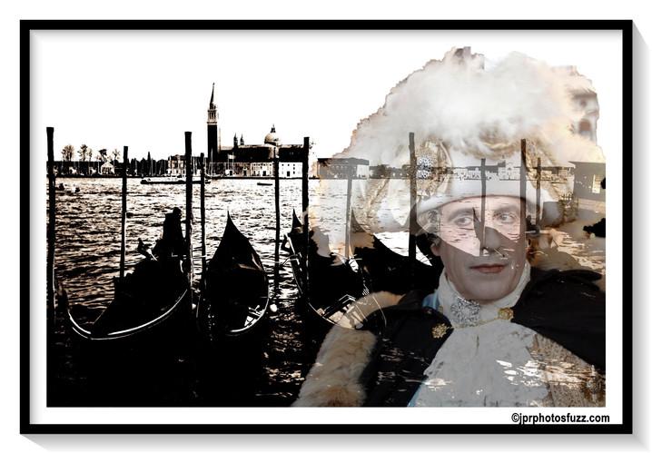 VENEZIA Sépia mask- Italia