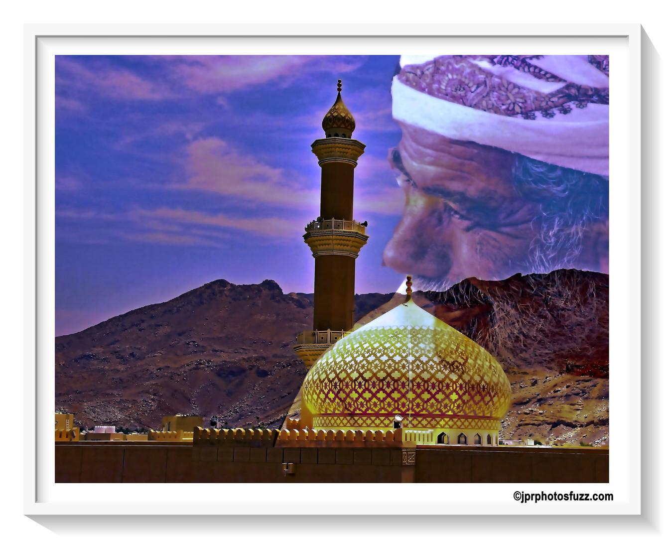 NISWA Old Man 1-Oman
