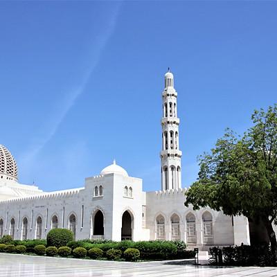 Mascate, mille et une nuits...Sultanat d'Oman