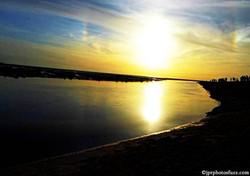 Coucher de soleil 1 - Le Crotoy