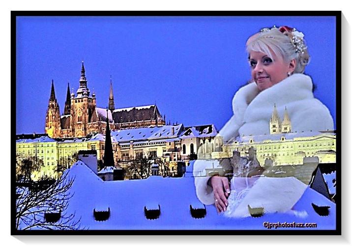 PRAHA Just Married 2- Rép.Tchèque