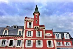 Hôtel Les deux Tourelles- Le Crotoy