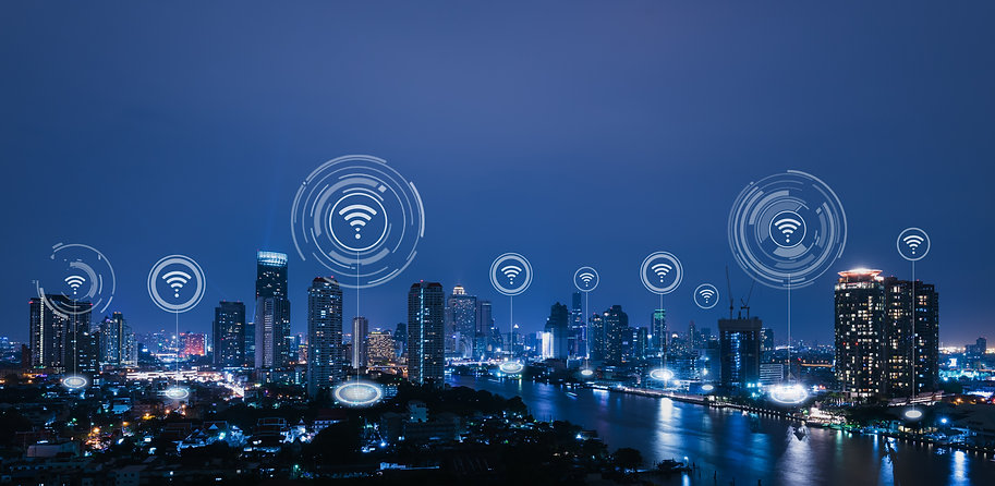Connected Buildings Wireless signals.jpe