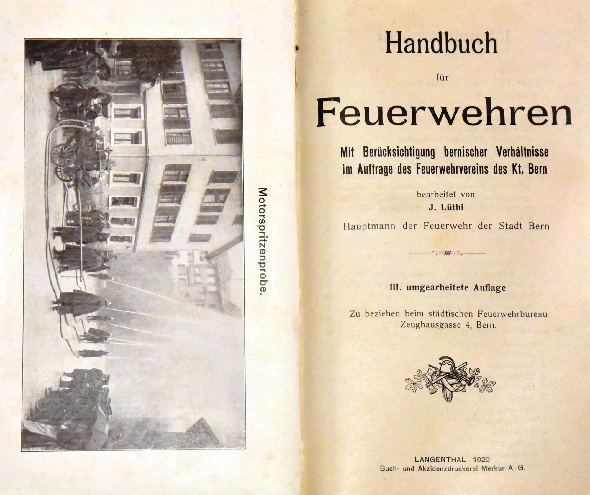 1920 Handbuch