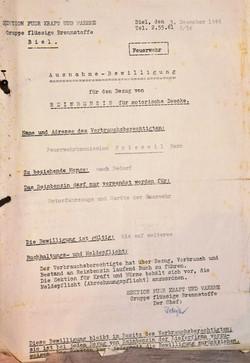 1946 Reinbenzin