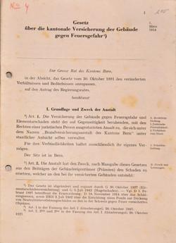 1914 Feuergefahr