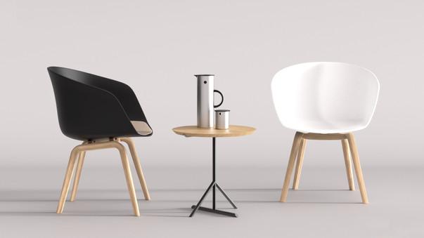 Knee Table pour Studio KnowHow