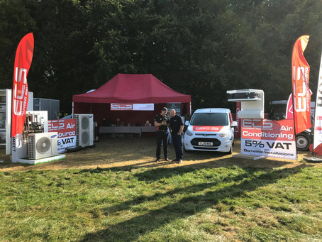 ECS at the Alresford Show
