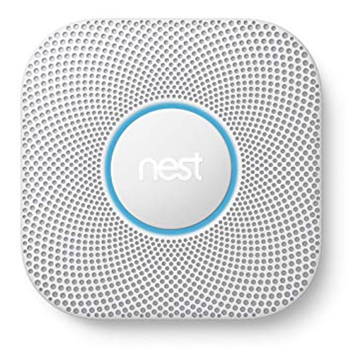 Nest Protect Smoke and CO Alarm Battery Connection
