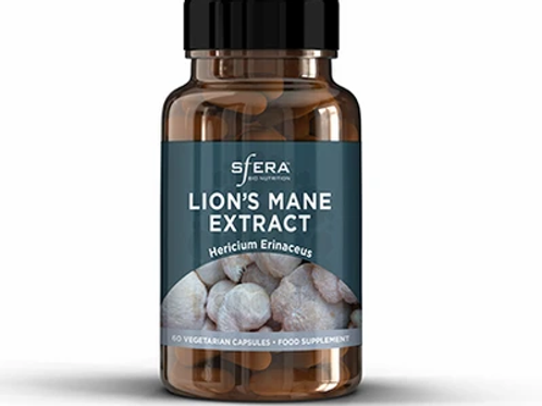 Sfera Lions Mane extract 60 capsules