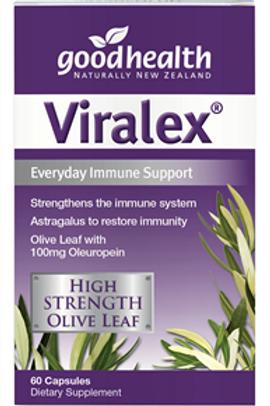 Viralex 30capsules
