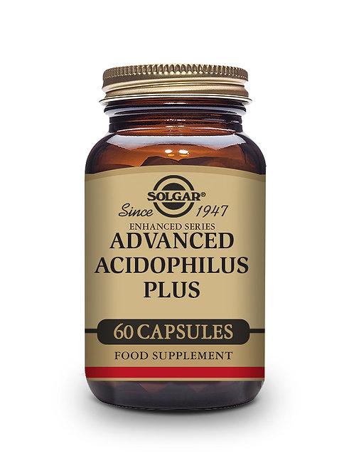 Advanced Acidophilus Plus 60 Vegicaps