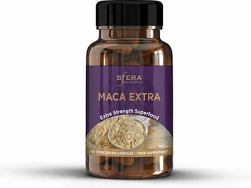 Sfera Maca Extra strength 60 capsules