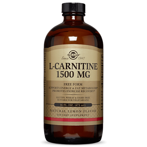 L-Carnitine 1500mg Liquid 473ml