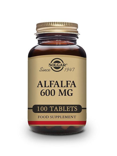 Alfalfa 600 mg 100 Tablets