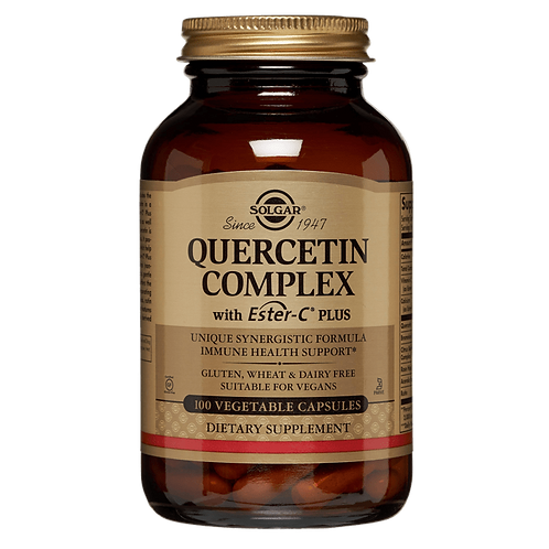 Quercetin Complex With Ester C Plus 100 Vegicaps