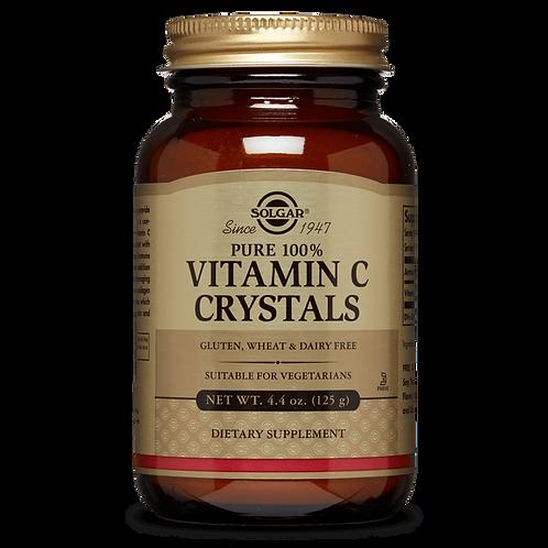 Pure 100% Vitamin C Crystals 125 g