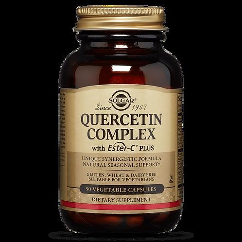 Quercetin Complex With Ester C Plus 50 Vegicaps
