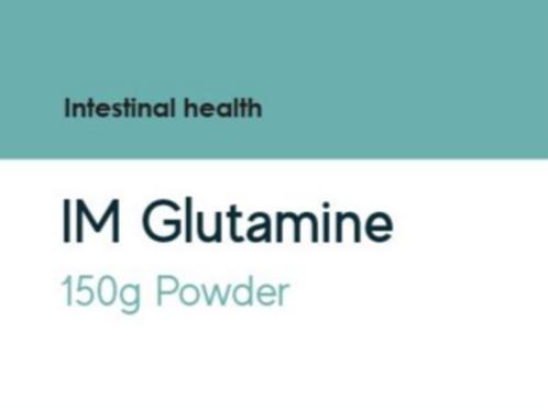 IM Glutamine powder 150g