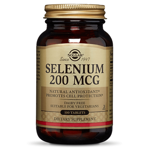 Selenium 200mcg 50 Tablets
