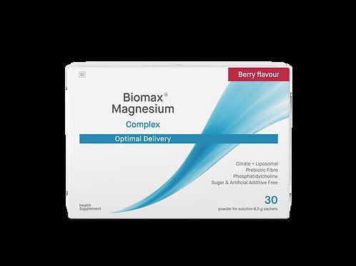 Biomax Magnesium complex Berry flavour