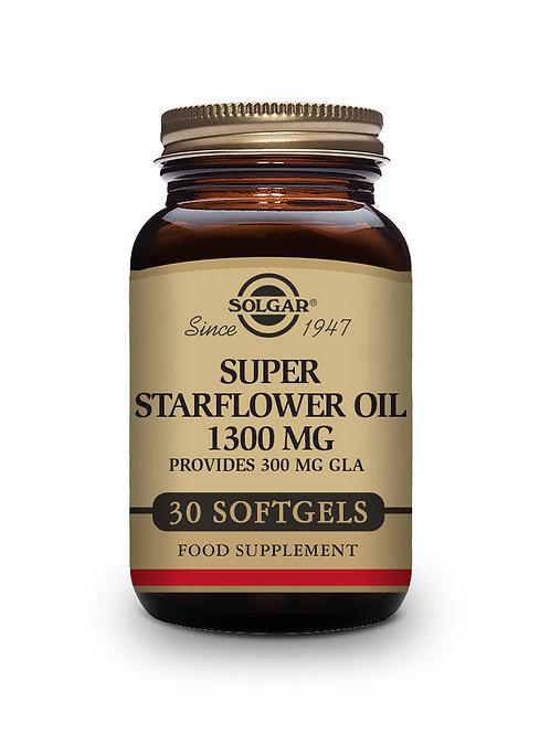Super Starflower Oil 1300 mg 30 Softgels