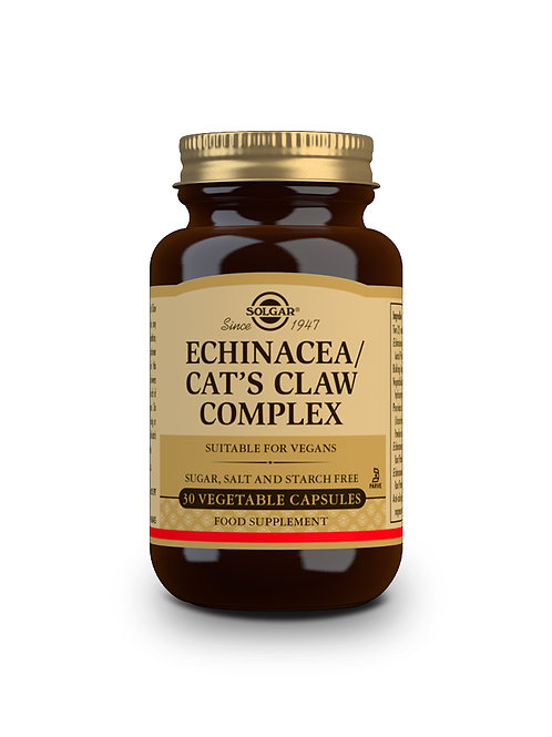 Echinacea/Cat's Claw Complex 30 Vegicaps