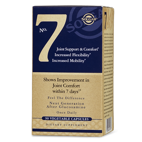 No. 7 Joint Support 90 Vegetable Capsules