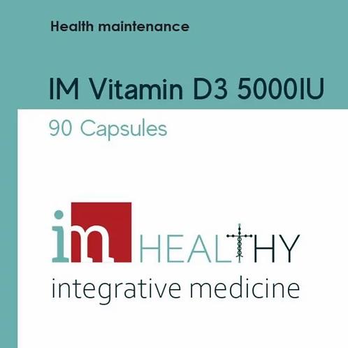 IM Vitamin D3 5000 iu