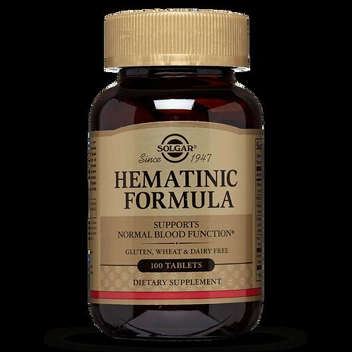 Hematinic Formula 100 Tablets
