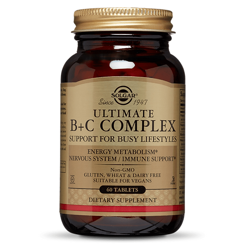 Ultimate B&C Complex 30 Tablets