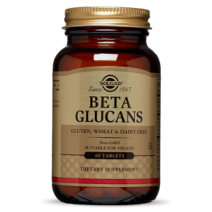 Beta Glucans Elderberry Complex
