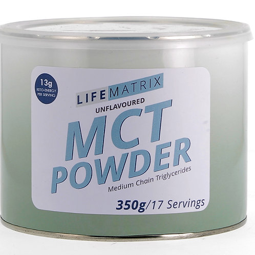 MCT Powder 350g Unflavoured